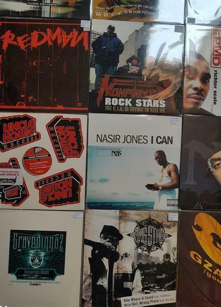 Grote foto meerdere hiphop 12 singles te koop cd en dvd hiphop en rap