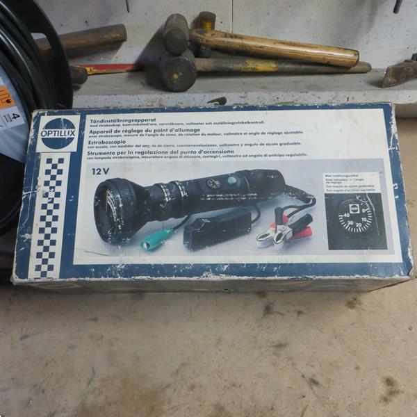 Grote foto optilux gereedschap... auto diversen gereedschap