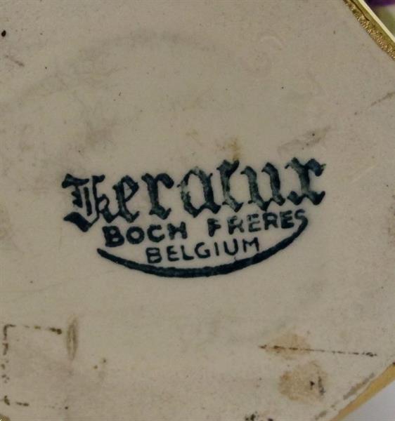 Grote foto 3 delige set keramix boch fr res belgium antiek en kunst keramiek en aardewerk