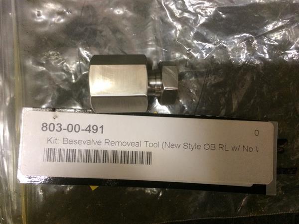 Grote foto vering basevalve removeal tool fox r rl rlc o c fietsen en brommers onderdelen