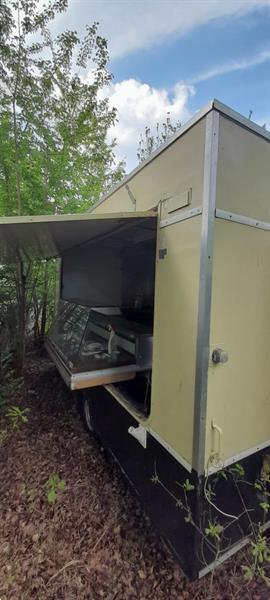Grote foto foodtruck catering verkoopwagen te koop zakelijke goederen verkoopwagens