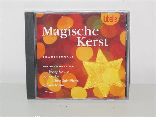 Grote foto cd magische kerst libelle cd en dvd kerst en sinterklaas