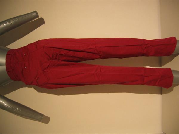 Grote foto roze broek maat 42 raphaela kleding dames broeken en pantalons