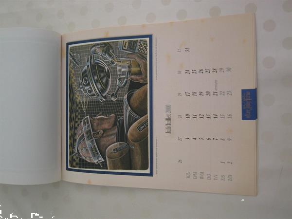 Grote foto kalender esso 2000 diversen kalenders en agenda
