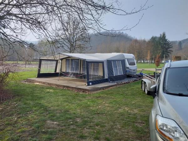 Grote foto fendt saphir 540 caravans en kamperen caravans