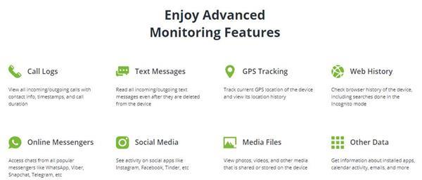 Grote foto android ios monitoring software computers en software laptops en notebooks