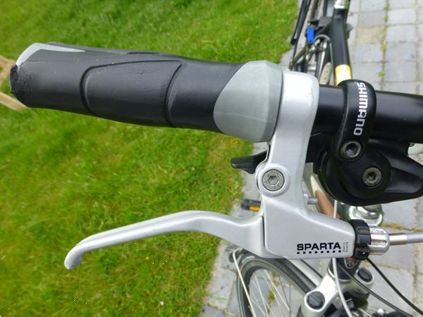 Grote foto sparta argeon herenfiets fietsen en brommers herenfietsen