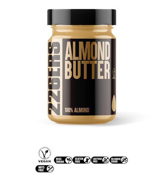 Grote foto 226ers almond butter 350gr. per stuk beauty en gezondheid overige beauty en gezondheid