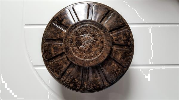 Grote foto bakeliet art deco. bonbonni re martougin. antiek en kunst overige in antiek gebruiksvoorwerpen