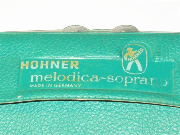 Grote foto melodica soprano hohner muziek en instrumenten mondharmonica