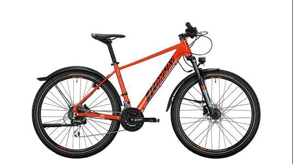 Grote foto conway mc 427 herenfiets 27.5 inch rood zwart 24v fietsen en brommers herenfietsen