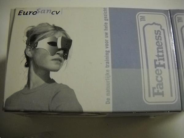 Grote foto gezichtsfitness met kristallen 10 stuks anti rimpel zakelijke goederen overige zakelijke goederen