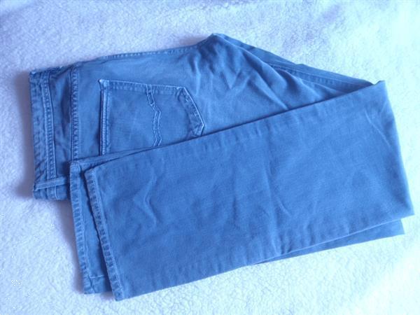 Grote foto jeans massimo dutti 42 kleding heren spijkerbroeken en jeans