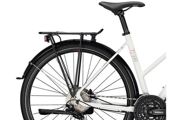Grote foto conway ts 500 damesfiets 28 inch wit zwart 30v fietsen en brommers herenfietsen