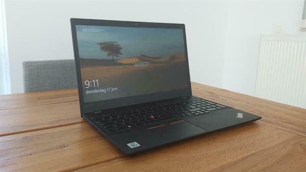 Grote foto laptop lenovo thinkpad t15 gen 1 computers en software laptops en notebooks