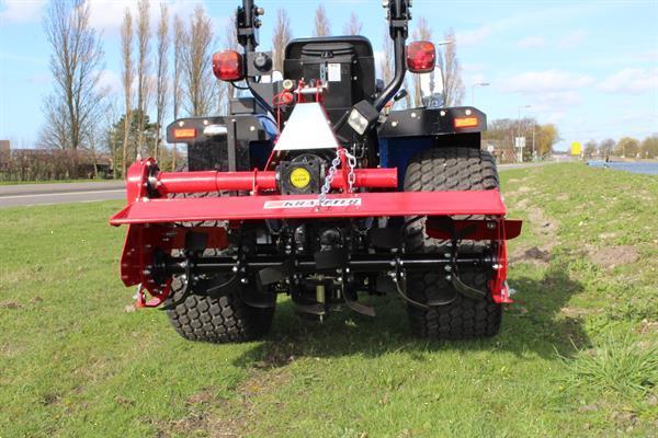 Grote foto kraffter grondfrees zwaar 180 agrarisch mechanisatie