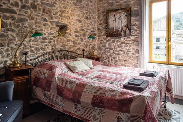 Grote foto super bed breakfast vakantie frankrijk