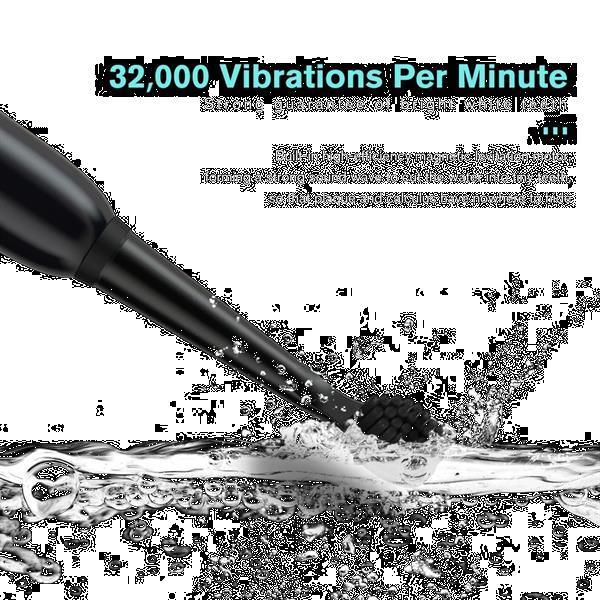 Grote foto drphone sonic pro elektrische tandenborstel met 5 standen beauty en gezondheid overige beauty en gezondheid