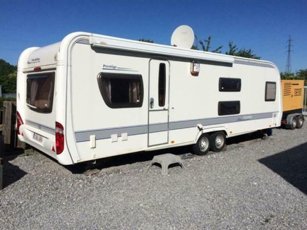 Grote foto te koop gevraagd grote tour caravan tandemasser caravans en kamperen caravans