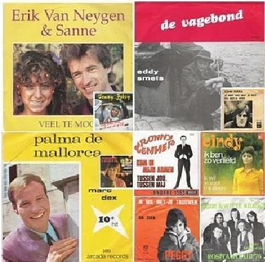 Grote foto 65 nederlandstalige singles cd en dvd nederlandstalig