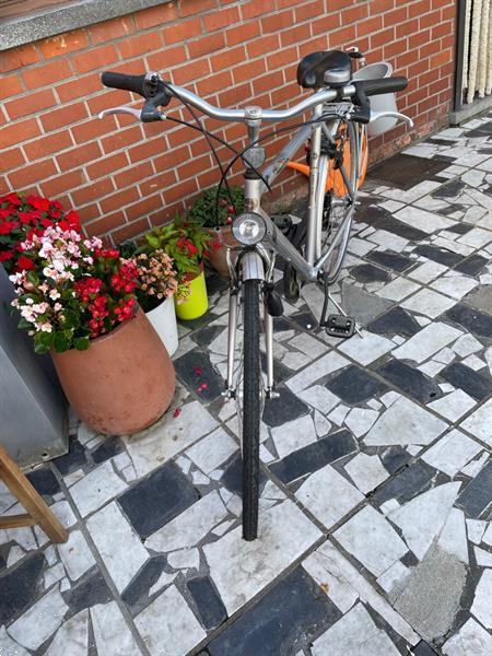 Grote foto te koop herenfiets fietsen en brommers herenfietsen