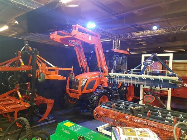 Grote foto kioti gamma van 26 tot 115 pk agrarisch tractoren