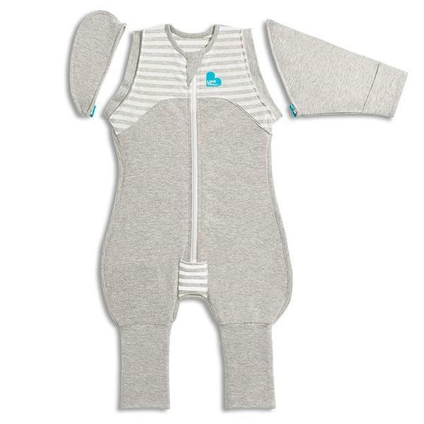 Grote foto love to dream babydoek swaddle up transition suit fase 2 m g kinderen en baby overige