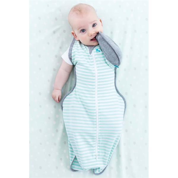 Grote foto love to dream babydoek swaddle up transition bag fase 2 l mi kinderen en baby overige