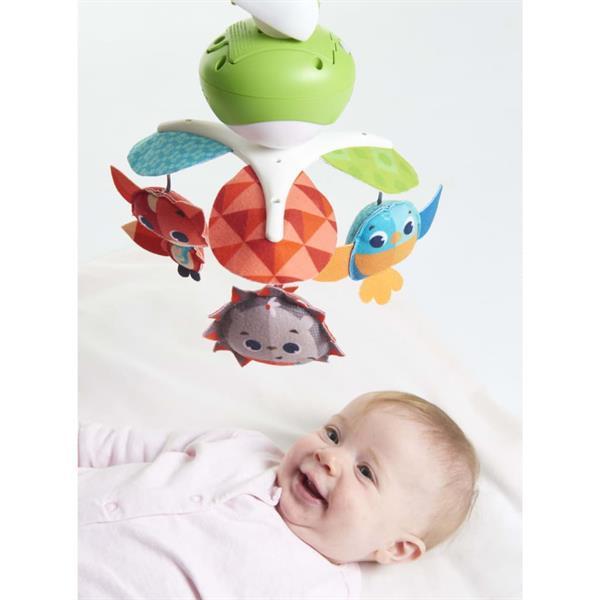 Grote foto tiny love reisbabymobiel meadow days kinderen en baby overige babyartikelen