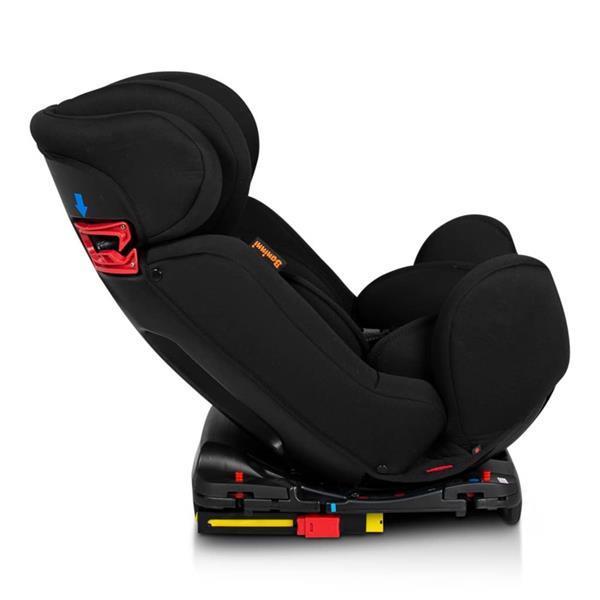 Grote foto baninni babyautostoel felice fix zwart kinderen en baby autostoeltjes