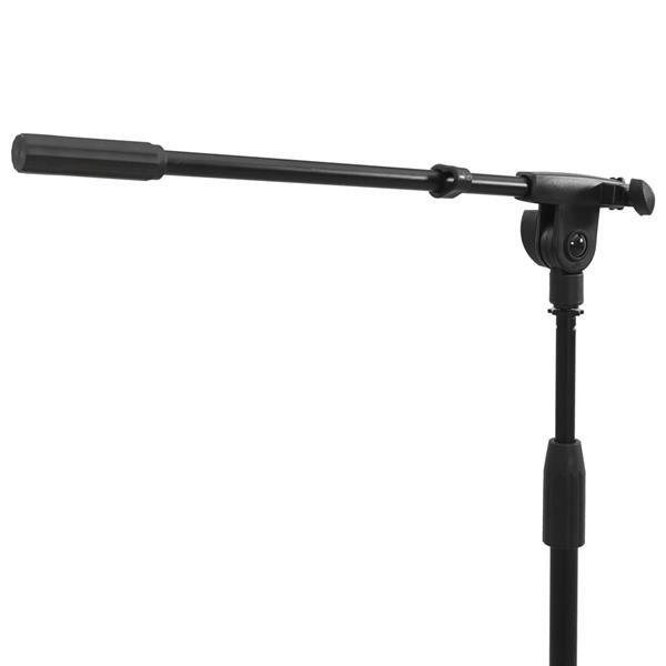 Grote foto vidaxl keyboardstandaard met microfoonstandaard en lessenaar muziek en instrumenten standaards