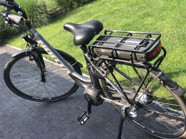 Grote foto e bike fietsen en brommers damesfietsen
