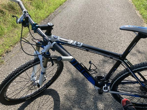 Grote foto topfiets cube reaction carbon glc fietsen en brommers sportfietsen