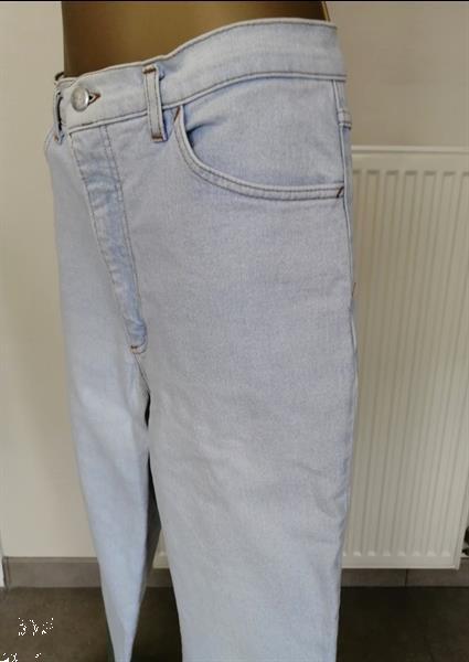 Grote foto lichtblauwe jeans van rifle w33 maat 40 42 kleding dames broeken en pantalons