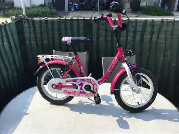 Grote foto meisjesfiets fietsen en brommers meisjesfietsen