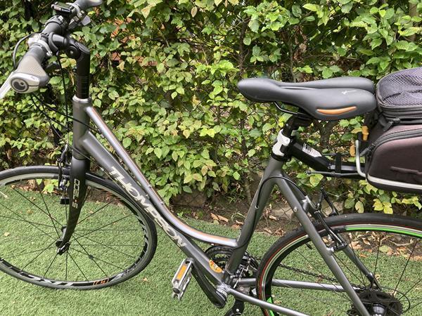 Grote foto schitterende thompson 7200 fietsen en brommers sportfietsen