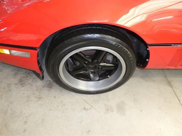 Grote foto chevrolet corvette cabrio auto chevrolet
