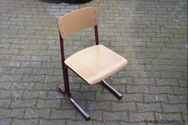 Grote foto online veiling schoolmeubilair bureau stoel 5 sets kinderen en baby complete kinderkamers