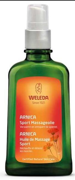 Grote foto weleda arnica massage olie 100 ml beauty en gezondheid overige beauty en gezondheid