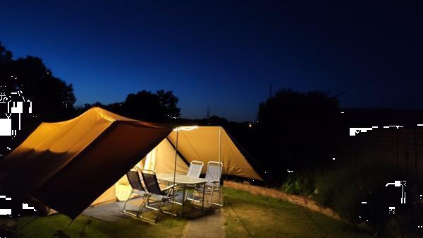 Grote foto numenius modulaire tent vouwwagen alternatief caravans en kamperen vouwwagens