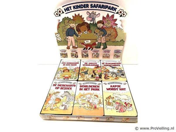 Grote foto online veiling het kindersafaripark 6 boekjes boeken jeugd 13 jaar en ouder