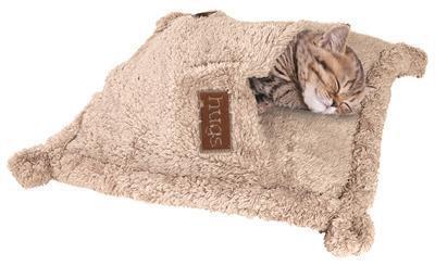 Grote foto happy pet kattenslaapzak hugs snuggle 50 cm dieren en toebehoren katten accessoires