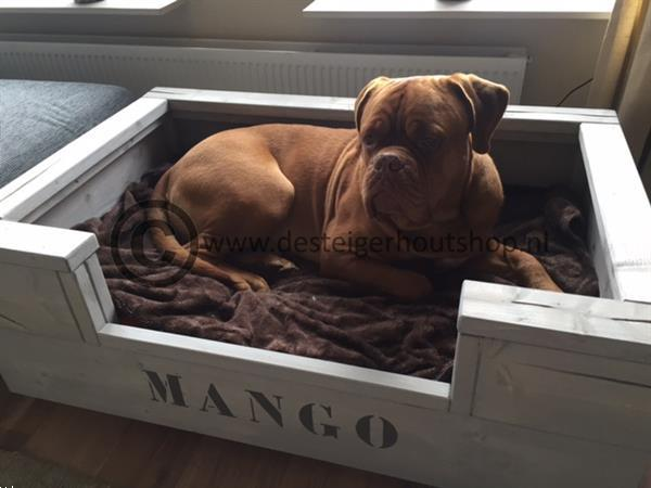 Grote foto hondenmand model mango dieren en toebehoren toebehoren