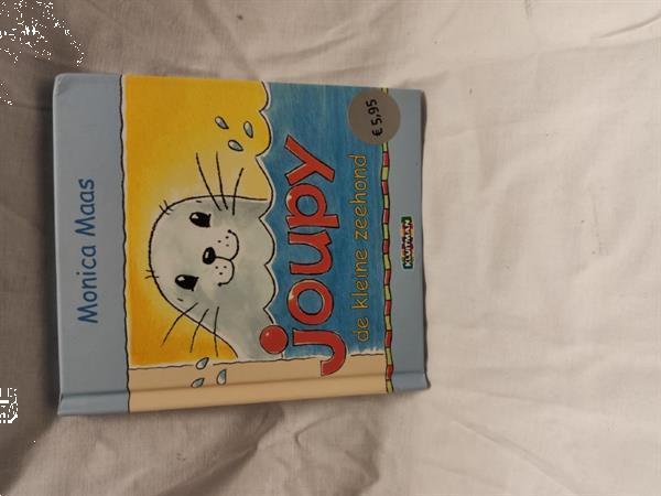 Grote foto 5 st. kluitman boekje joupy de kleine zeehond boeken overige boeken