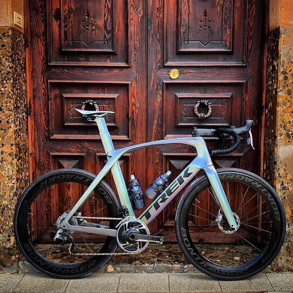 Grote foto 2019 trek madone slr 9 disc sport en fitness fietsen en wielrennen