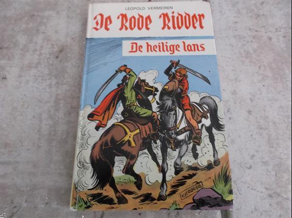 Grote foto 3 rode ridderboeken boeken stripboeken