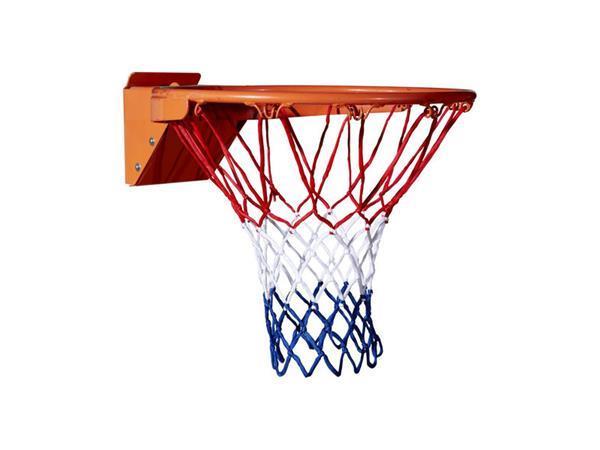 Grote foto wilson nba drv basketball net rood wit blauw sport en fitness basketbal