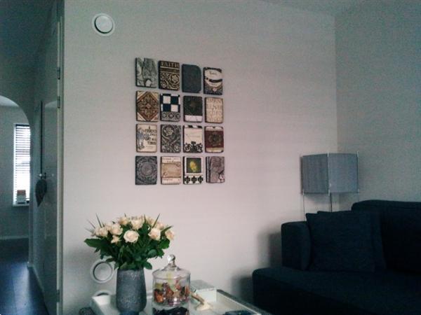 Grote foto disenyo wand decoratie stijl sid dickens 16 00 huis en inrichting kunst