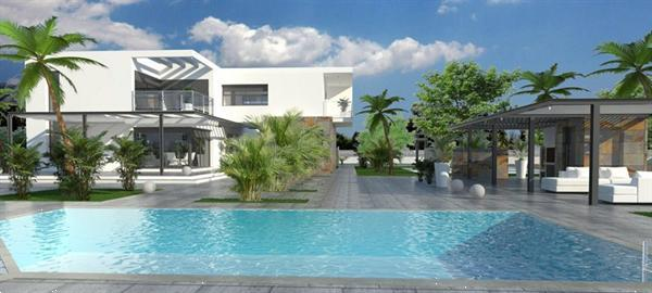 Grote foto nieuwe luxe moderna villa s aan de costa blanca huizen en kamers nieuw europa